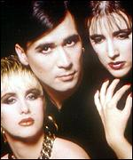 [ image: The Human League: Sheffield stars of the 1980s, along with Heaven 17 and ABC]