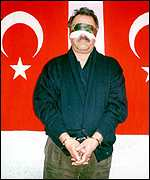 [ image: Mr Ocalan faces the death penalty]