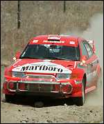 [ image: Makinen: Illegal puncture repair]