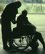 [ image: The growing elderly population will need long-term care]
