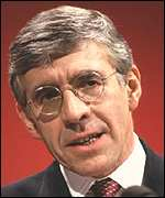 [ image: Jack Straw: Police have advanced in very significant ways]