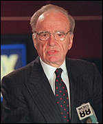 [ image: Lord Hussey warned the BBC not to get drawn into a battle with Rupert Murdoch]