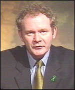 [ image: Martin McGuinness: Close ally of Gerry Adams]