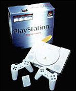 [ image: PlayStation: A potential rival for Dreamcast]