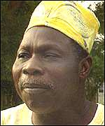 [ image: General Obasanjo is due to take power at the end of May]
