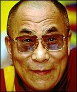 [ image: The Dalai Lama: Informal contact with China