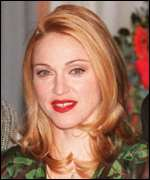 [ image: Madonna: The European face of Max factor]
