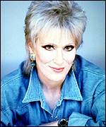 [ image: Dusty Springfield: Honoured by the Queen before her death]