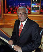 [ image: Trevor McDonald and the all-new bulletin at 1830]