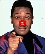 [ image: Comic Relief founder Lenny Henry: The appeal has raised over £17m so far]