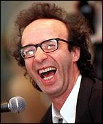 [ image: Roberto Benigni: Is nominated for Best Director and Best Actor]