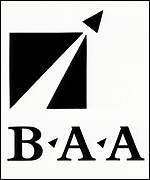 [ image: BAA spent £195m]