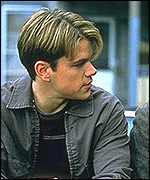 [ image: Matt Damon in Good Will Hunting]