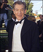 [ image: Sir Ian McKellen: Nominated for Gods and Monsters]