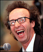 [ image: Roberto Benigni: Has charmed Hollywood]