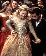 [ image: Shakespeare In Love: Could be bring success for Dame Judi Dench]