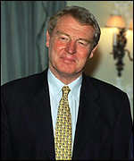 [ image: Paddy Ashdown: Visited Kosovo three times]