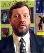 [ image: David Blunkett will launch the video]
