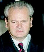 [ image: Slobodan Milosevic: Irrational or master strategist?]
