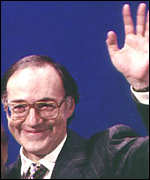 [ image: Michael Howard, another veteran of the Thatcher and Major years, is to leave the front bench]
