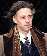 [ image: Bob Geldof: His stint at Xfm found favour with judges]
