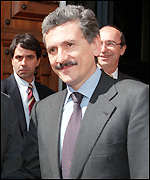 [ image: Massimo D'Alema: Time for diplomacy approaching]