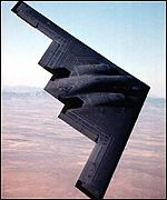 [ image: The B-2 avoids detection]