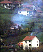 [ image: Violence in Kosovo intensifying]