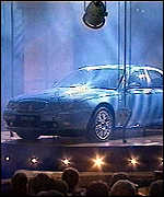 [ image: The new Rover 75: Key to lifting sales]