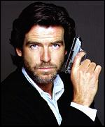 [ image: Pierce Brosnan: The World Is Not Enough is due out in November]