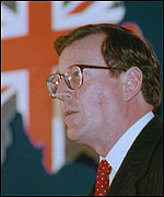 [ image: David Trimble: Optimistic]