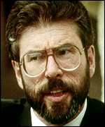 [ image: Gerry Adams: No obligation]