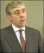 [ image: Jack Straw has not announced how many refugees could come to the UK]