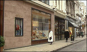 BBC News | The Company File | Gucci rejects takeover bid