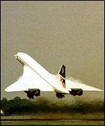 [ image: The costs of developing a new generation Concorde would be massive]