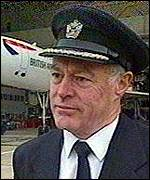 [ image: Concorde pilot Jock Lowe: It is a technological marvel]