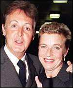 [ image: Sir Paul and Linda: