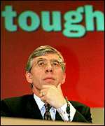 [ image: Jack Straw: Enormous sympathy for the Bentley family]