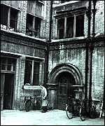 [ image: The old Maths Lab which has now been demolished]