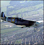 [ image: Spitfires to be seen again around Kent]