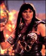 [ image: Xena: Second child on the way]