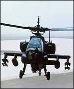 [ image: A role is already planned for Apache attack helicopters]