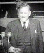 Hailsham at the 1957 party Conference