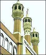 [ image: Mosques can form a centrepoint for care in the community]