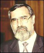 [ image: Chief Rabbi Jonathan Sacks is to address the conference]
