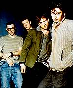 [ image: Blur: Headlining at Reading and Leeds]