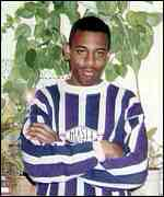[ image: Stephen Lawrence was murdered nearly six years ago]