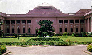 Calcutta's parliament