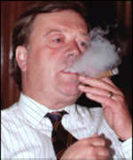 [ image: Labour MPs like Clarke's unconcerned cigar smoking, hush puppied style]