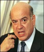 [ image: Mr Insulza says Chile wants the International Court to decide]